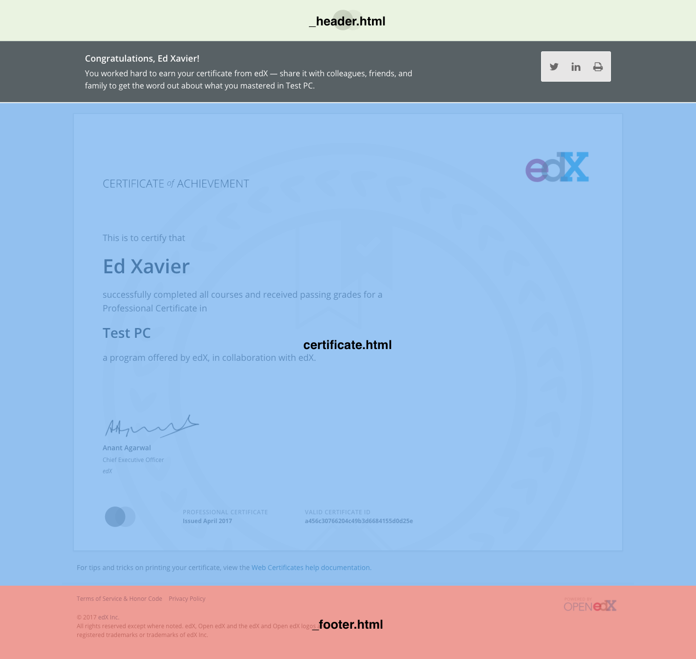 Theming — edX Credentials 0.1 documentation